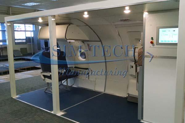 EMB-190 Door Trainer & SIM-TECH Manufacturing - EMB 190 Door Trainer Photographs
